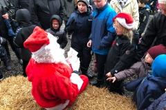 Juletræstænding 2018